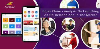 Gojek Clone - Launching An On-Demand App