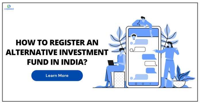 How to Register an Alternative Investment Fund in India
