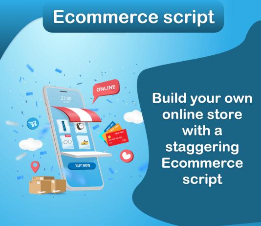 ecommerce script